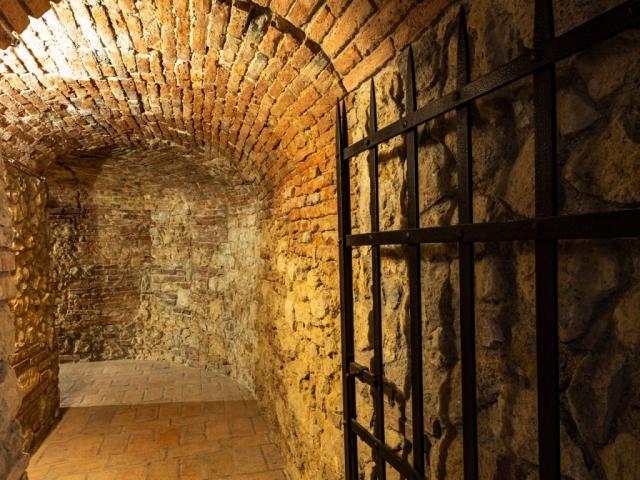 Ingresso Tunnel